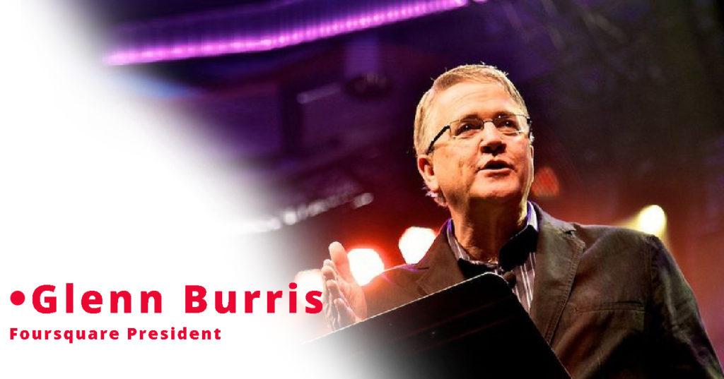 f4d46d1412cc Глэнн Бэррис поздравил Город Света со вступлением во Всемирную Церковь  Foursquare